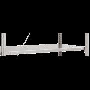 Rayon pour étagère enfichable structure moyenne