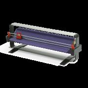 Dérouleur pour rouleaux d'appareil à dispositif de coupe