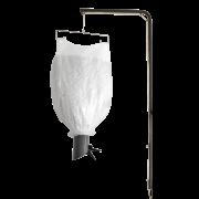 Dispositif de remplissage pour matériau de bourrage