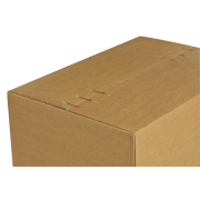 Agrafe pour agrafeuses pour carton et fonds de carton