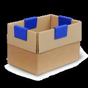 Pince à boîtes BLEU