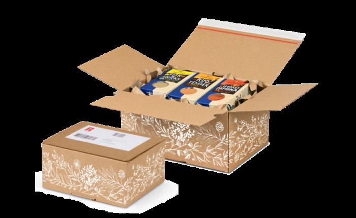 COMFORT-BOX avec motif