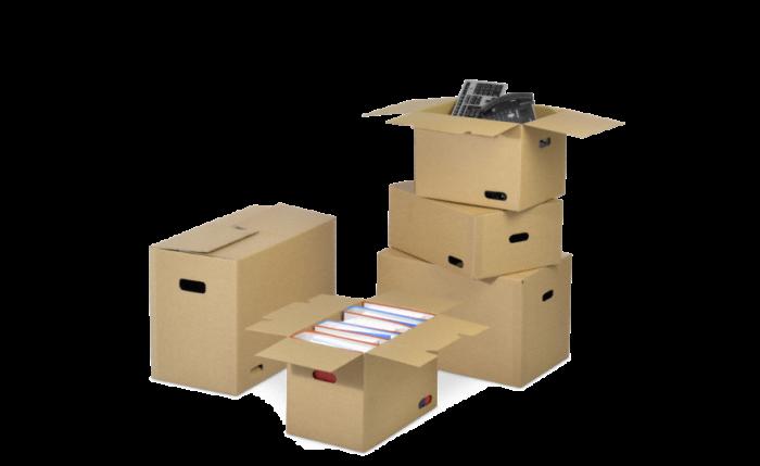 Z-BOX Caisse de déménagement