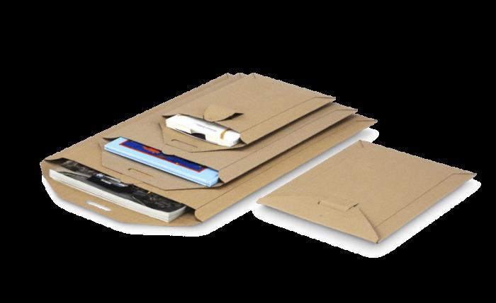 MECASAFE® Pochette d'expédition en carton