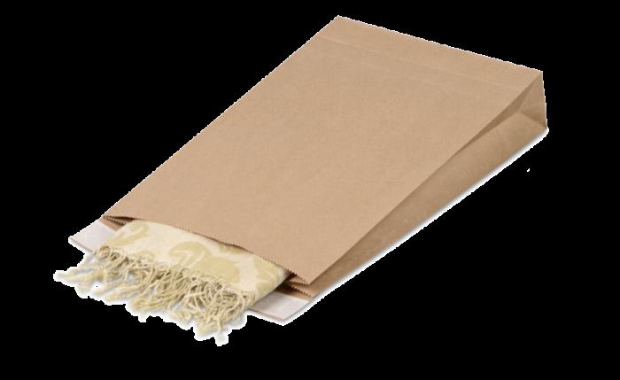 MECAFORTE® S Sachet à soufflets pour échantillons avec fermeture adhésive