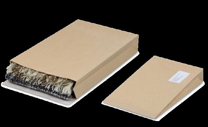 GRAS-PAC Pochette d'expédition en papier