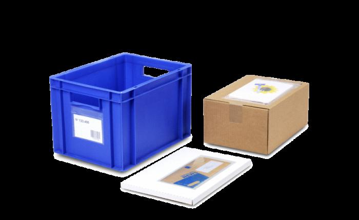 MECOUVERT® Pochette adhésive porte-documents formats divers