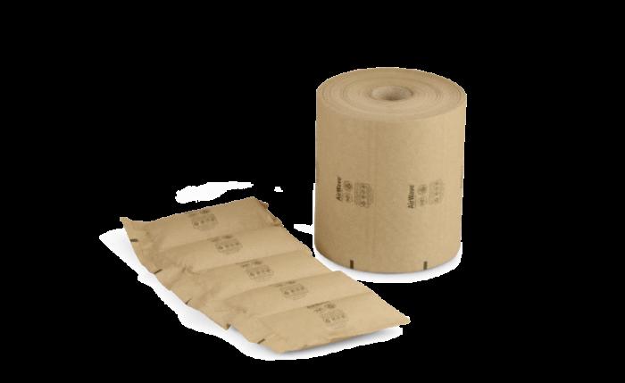 BIG-BUBBLE PRO coussins d'air de papier