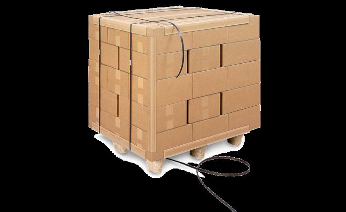 CARTONEC Protège-arête adhésif 35×35/3 mm