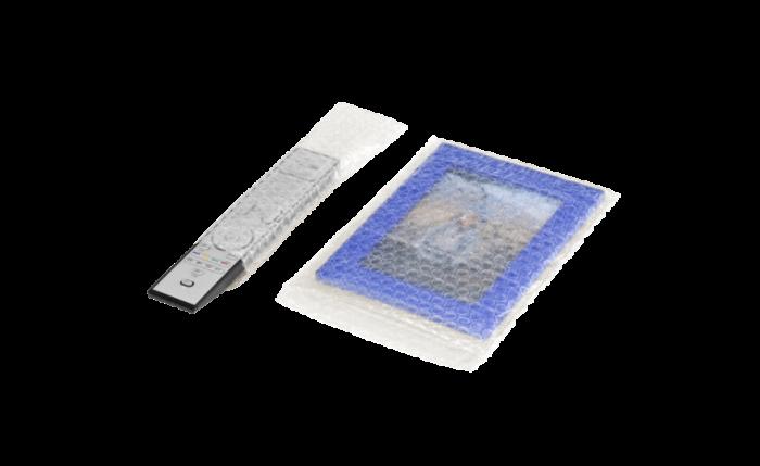Pochette protectrice en film à bulles d'air