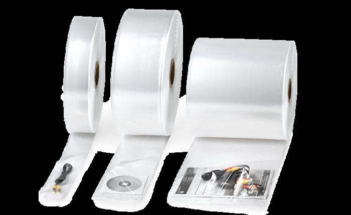 Gaine plastique en LDPE 50 microns