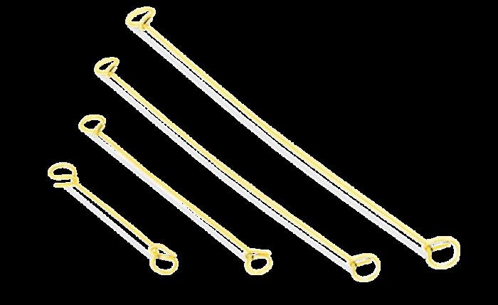 Lien en fil d'acier