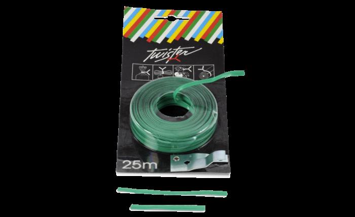 TWIST 1 lien métallique plastifié à 1 fil