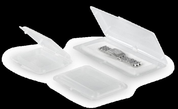 SOLID-PAC Etui d'emballage en PP