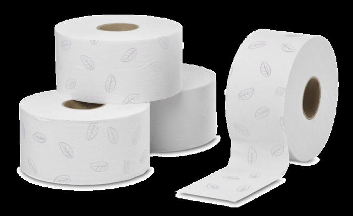 Papier toilette en rouleaux Mini-Jumbo