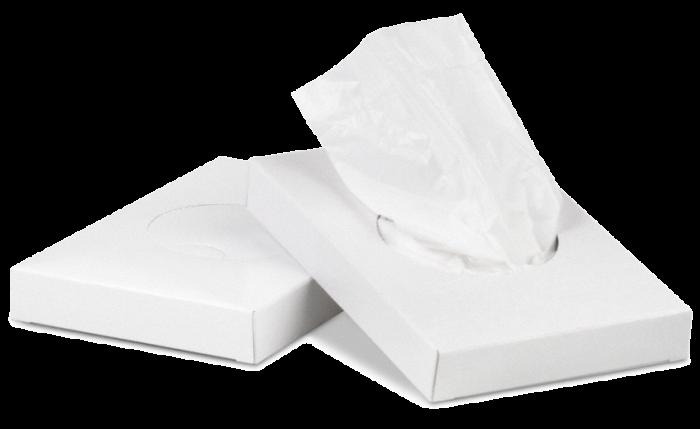 Sachet d'hygiène en HDPE