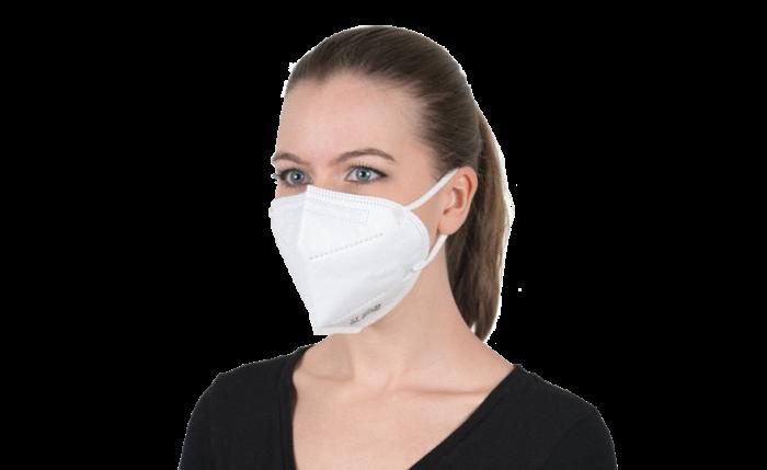Masque de protection respiratoire FFP2 & FFP3