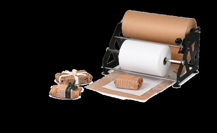 MECAWRAP Système de papier cadeau