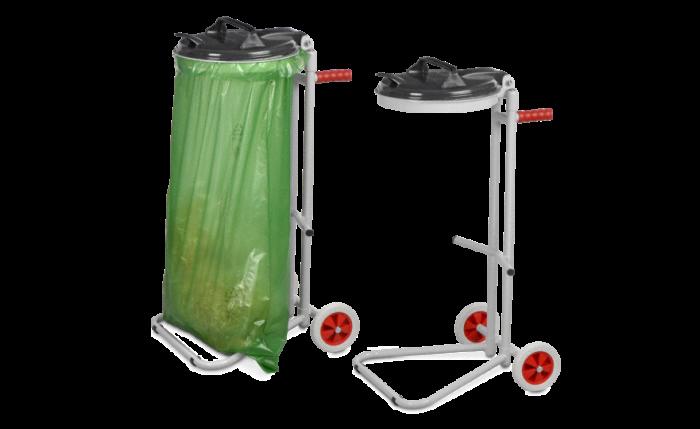 Collecteur à déchets mobile
