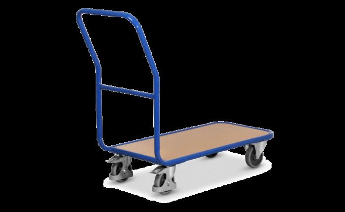 Chariot pour magasin - portance 200 kg