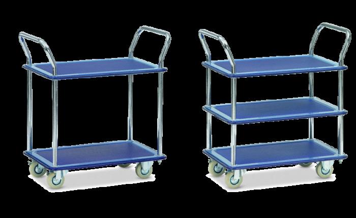 Chariot à table - portance 120 kg