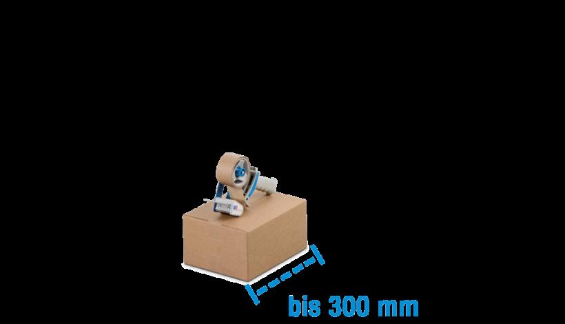 Boîte pliable 280×125×270 mm
