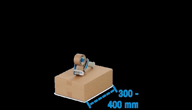 Boîte pliable 387×387×385 mm