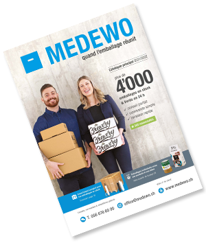Le catalogue MEDEWO 2021