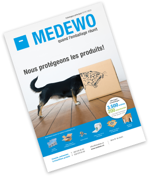 Le catalogue MEDEWO 2019