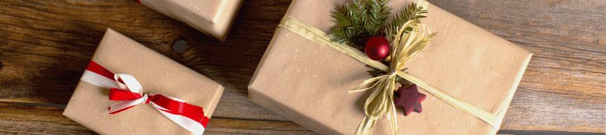 Emballages de Noël
